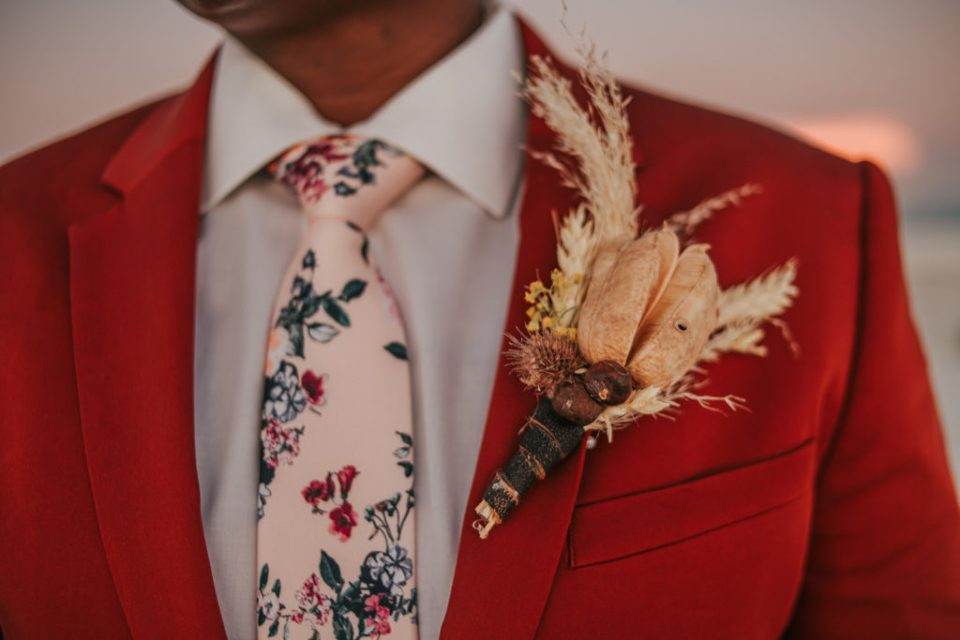 Photos of our Beautiful Elopement in White Sands, New Mexico- DeAna Fierce