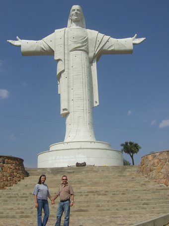 The Statue ofChrist.