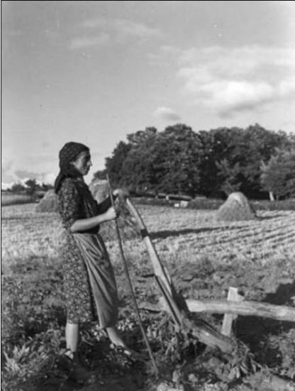 LUGO, 1946. FOTO: JUAN JOSÉ