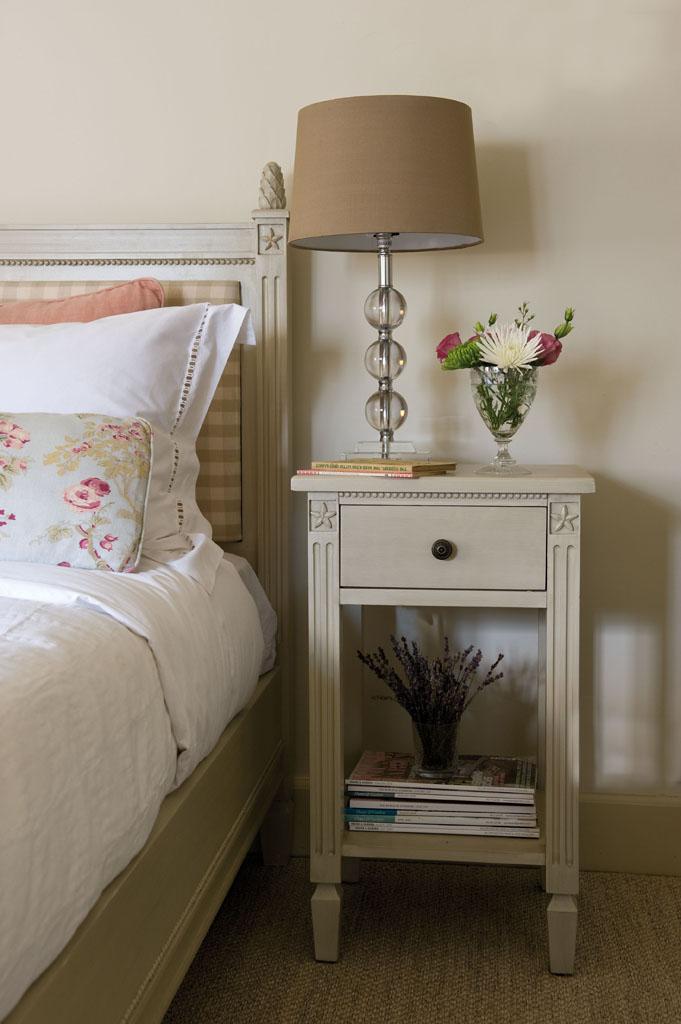 Neptune Larsson Open Bedside Table Deanery Furniture