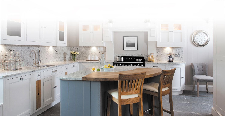 Deanery FurnitureCustom Kitchen Design Handcrafted