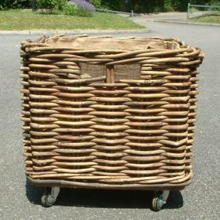 Fireside Log Baskets 1