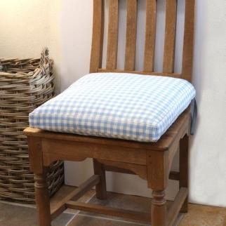 Wooden Farmhouse Kitchen Chair