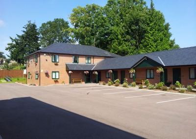 Deangate motel