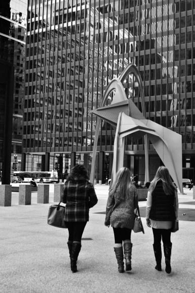 November 2015 // Photo of (right to left) Bri Martins, Abby Allen, Victoria Kocsuta