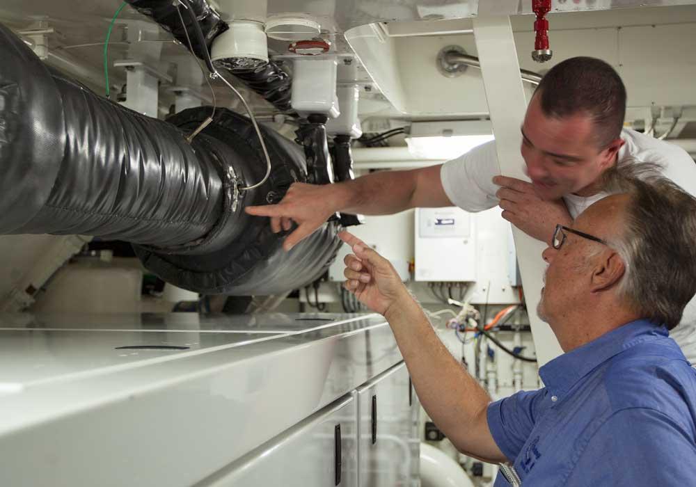 deangelo marine exhaust systems