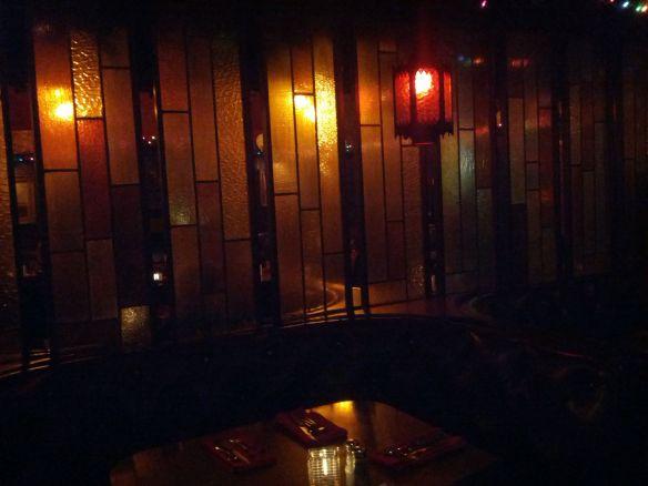 Red Fox interior