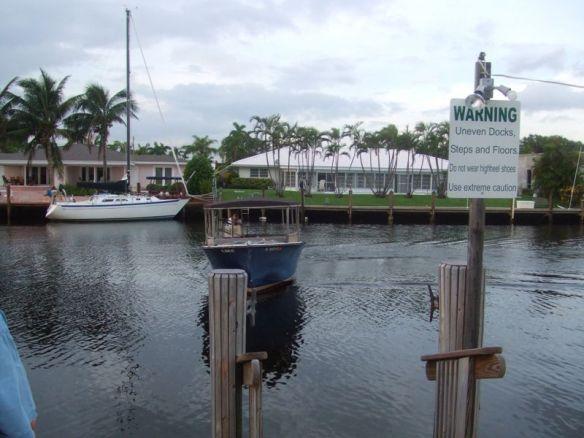 Cap's boat 1