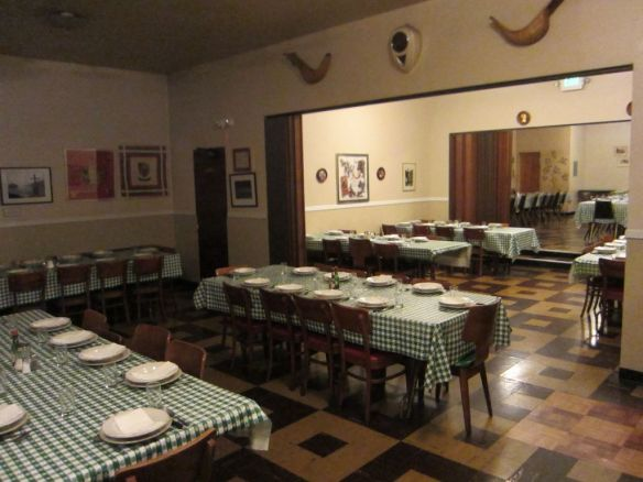 Santa Fe Hotel dining room - image by The Jab