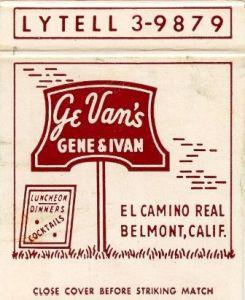 Ge Van's 2