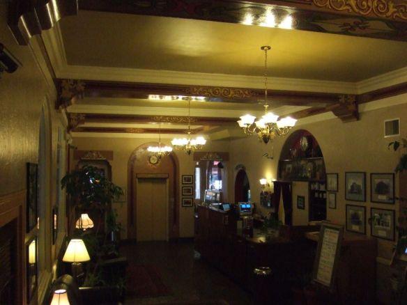 lobby - photo by The Jab, 2008