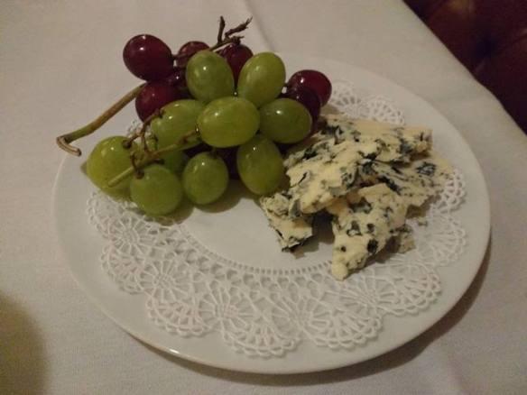 cheese plate - photo by Dean Curtis, 2016