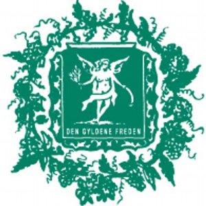 Den Gyldene Freden's sign, since the mid-18th century