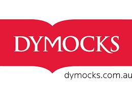 Dymocks Logo - Dean Mannix Keynote Speaker - Conference - Events - Sales
