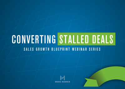 Converting Stalled Deals