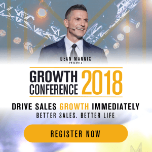 Growth Conference 2018 - Dean Mannix