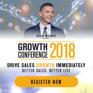 Growth Conference 2018 - Dean Mannix