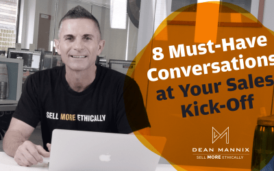 8 Must-Have Conversations at Your Sales Kick-off