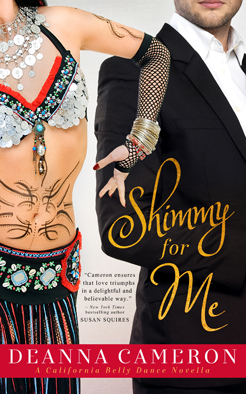 SHIMMY FOR ME book cover