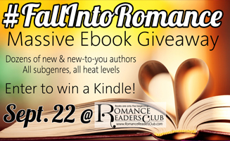 FALL INTO ROMANCE MASSIVE EBOOK GIVEAWAY
