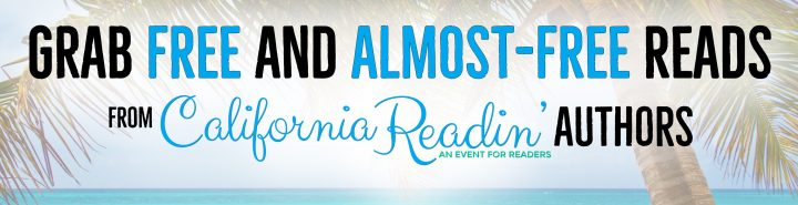 Grab Free and Almost-Free Reads from Cal Readin' Authors