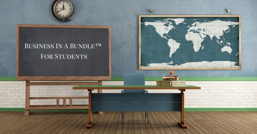 Kidpreneur Homeschool Classroom Ideas