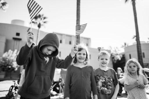 11112014 - Veterans Day Parade in Tempe, Ariz.