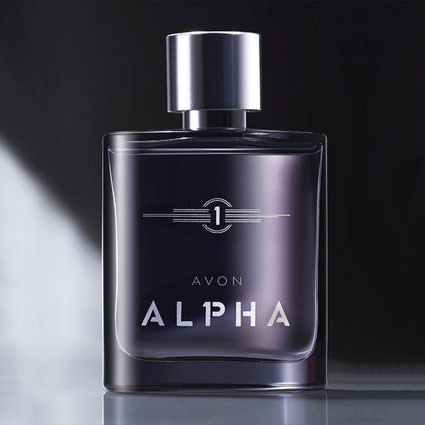 Avon Alpha Eau de Toilette