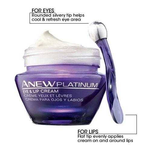 Anew Platinum Eye & Lip Cream