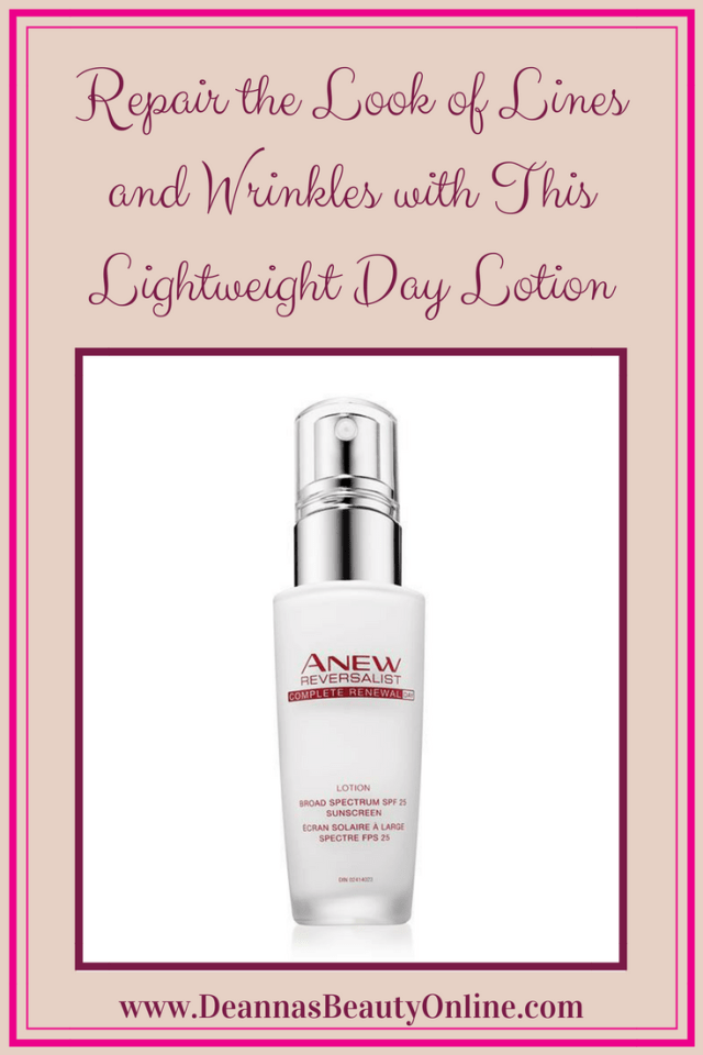 Anew Reversalist Day Lotion