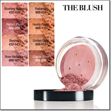 Avon True Color Smooth Minerals Blush