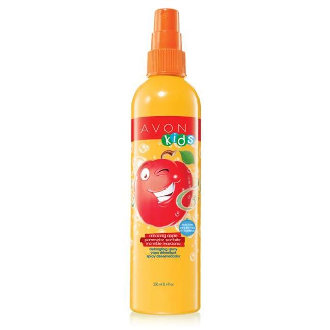 Avon Kids Amazing Apple Detangling Spray