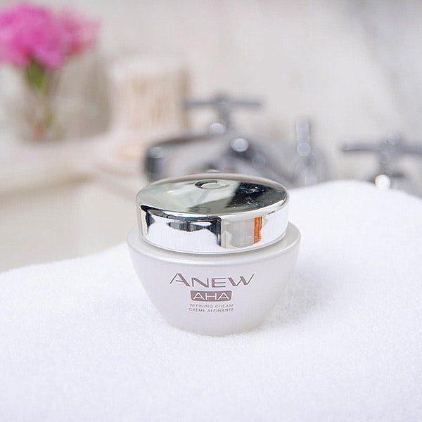 Avon's Anew AHA Refining Cream