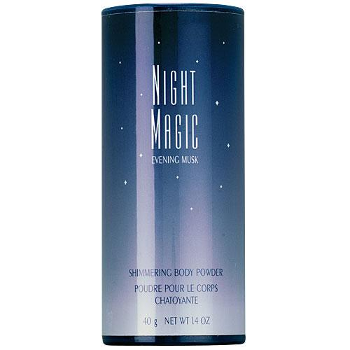 Avon's Night Magic Evening Musk Body Powder