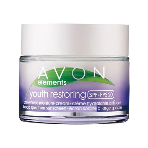 Avon Elements Youth Restoring Anti-Wrinkle Moisture Cream