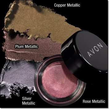 Avon's Mega Metals Cream Eyeshadow Shadew