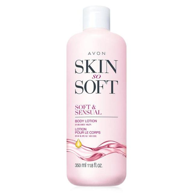 Skin so Soft Soft and Sensual Body Lotion