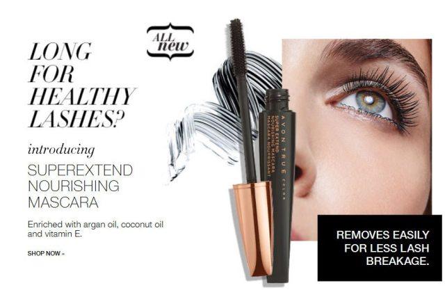 Avon True Color Makeup