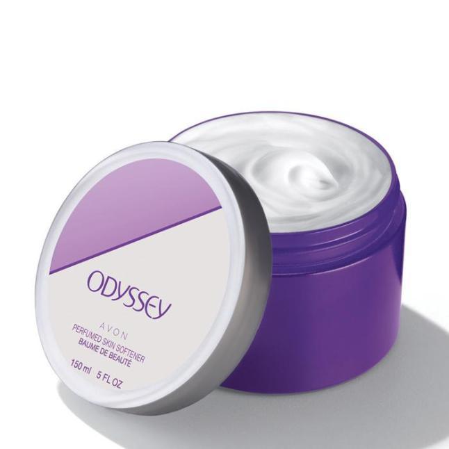 Avon's Odyssey Perfumed Skin Softener