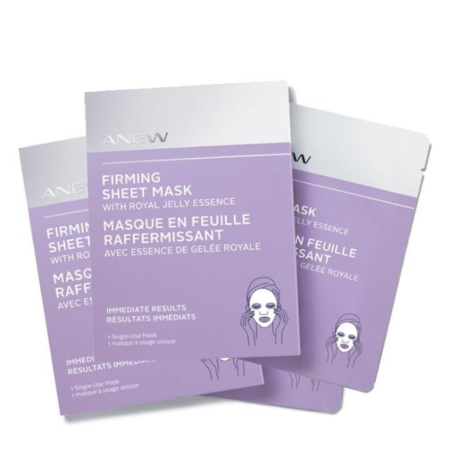 Anew Firming Sheet Mask with Royal Jelly Essence