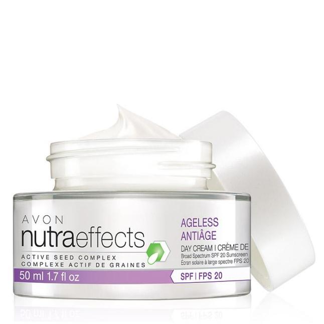 Avon nutraeffects Ageless Day Cream Broad Spectrum SPF 20