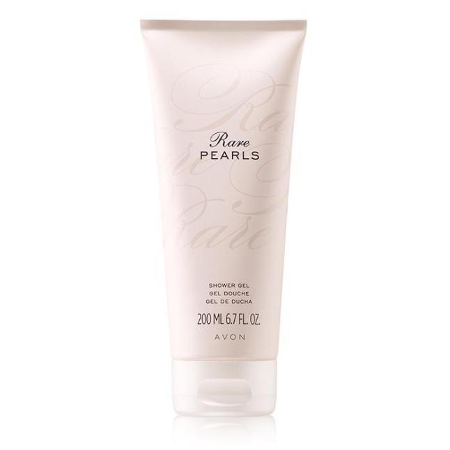 Avon Rare Pearls Shower Gel