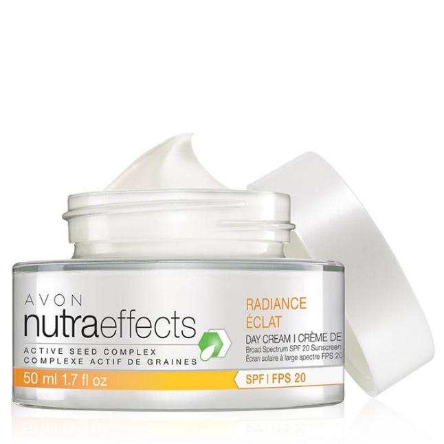 Avon nutraeffects Radiance Day Cream