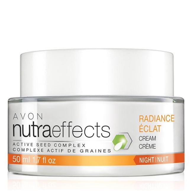 Avon nutraeffects Radiance Night Cream