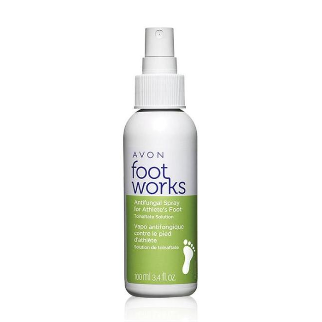 Avon Foot Works Antifungal Spray for Athlete's Foot