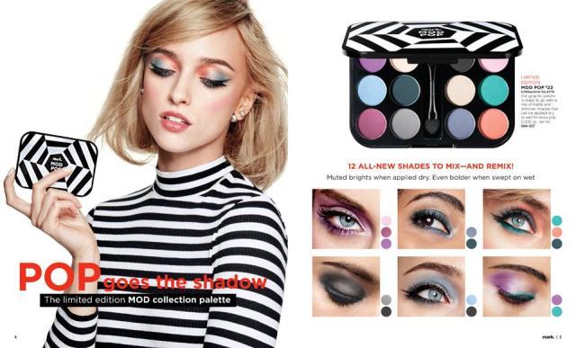mark. By Avon MOD POP Eyeshadow Palette
