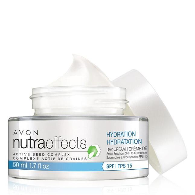 Avon nutraeffects Hydration Day Cream