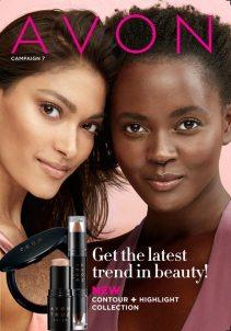 Avon Brochures for 2018