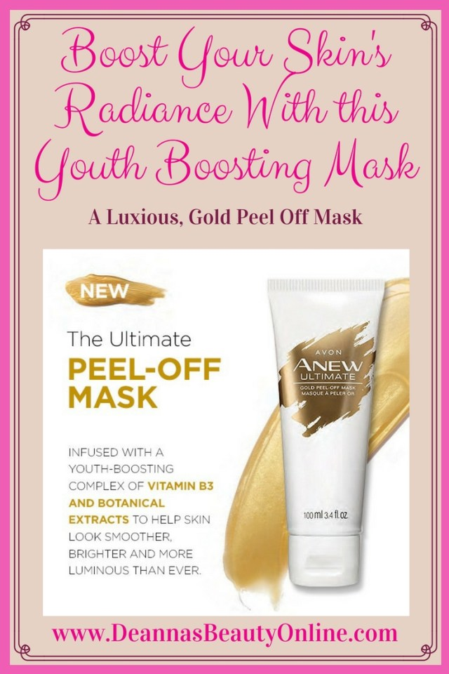 Ultimate Peel Off Mask