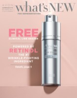 Avon What's New Demo Brochures 2019
